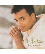 Jon Secada Si Te Vas CD - $4.99
