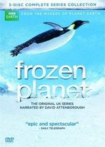 BBC Frozen Planet DVD - $14.95