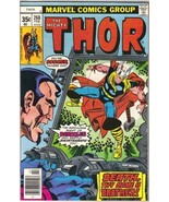 The Mighty Thor Comic Book #268 Marvel Comics 1978 VERY FINE- - $5.48
