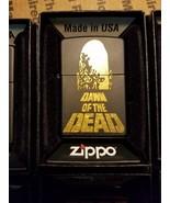 Dawn of the Dead zippo - $30.00