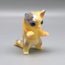 Max Toy Silver and Gold GID (Glow in Dark) Mini Nekoron image 2