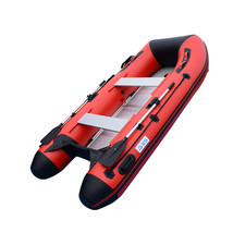 BRIS 10ft Inflatable Boat Inflatable Dinghy Yacht Tender Fishing Pontoon Boats image 1