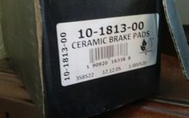 Disc Brake Pad Set 10 1813 00 image 2