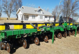 2009 JOHN DEERE 1710 For Sale In Newell, South Dakota image 1