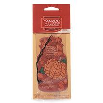 12 new yankee candle classic car jar air freshener spiced pumpkin scent LE - $26.00