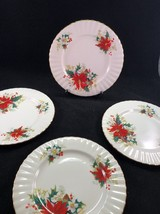 """4 Royal Albert 8.25"""" Salad Plates In Amazing Condition. - $34.60"""