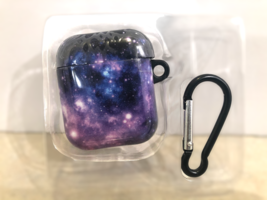 Universe Galaxy Stars Hard Case Compatible Apple AirPods - $9.89