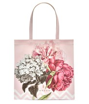 Ted Baker London Emelcon Palace Gardens Large Icon Pink Bag - $49.99