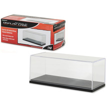 Acrylic Display Show Case with Plastic Base for 1/43 Scale Model Cars by... - $13.59