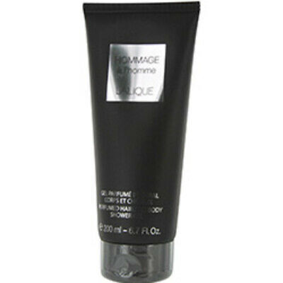Primary image for New LALIQUE HOMMAGE A LHOMME by Lalique #233469 - Type: Bath & Body for MEN