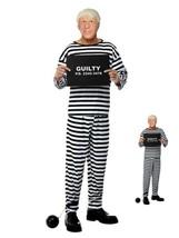 Mens Adult Guilty Politician Cummings Boris Fancy Dress Costume Mask Bundle Fun - $31.42