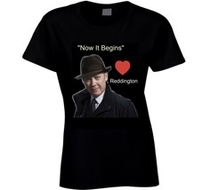 Ray Reddington T Shirt Now It Begins The Blacklist TV Show James Spader ... - $18.80+