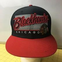 Chicago Blackhawks Ice Hockey Baseball Cap Hat Caps Hats Snapbacks - $16.61