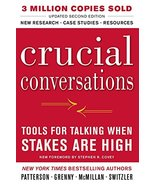 Crucial Conversations Tools for Talking When Stakes Are High, Second Edi... - $12.34