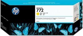 HP 772 CN630A 300ml Yellow DesignJet Ink Cartridge For L3S81A L3S81B CQ113A - $170.23