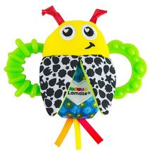 LAMAZE Bitty Bite Bug Rattle - $11.69