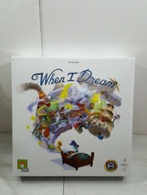 When I Dream Board game Brand New! Ages 8+ (4-10 Players) - $25.38