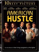 American Hustle (DVD, 2014)