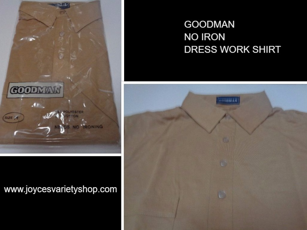 Khaki goodman shirt collage 2017 06 12