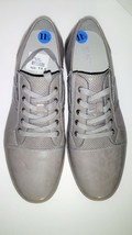 Kenneth Cole Reaction Crown Ed King Gray Low Cut Sneakers  Size 11.5 New... - $26.73