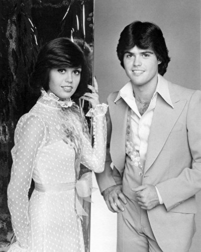 Donny Osmond, Marie Osmond Donny And Marie 16x20 Canvas Giclee 1970'S Icons - $69.99