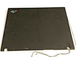 "Lenovo T60 2007-6QU 14.1"" Laptop LCD Screen Back Cover 26R9381 - $6.92"
