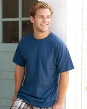 75 Blank Hanes Tagless 5250 T-Shirt Wholesale Bulk Lot ok to mix S-XL & ... - $203.85