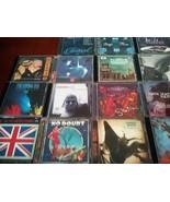 Huge Lot of 37 Music CDs - $28.00