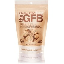 GFB Gluten Free Bites, Coconut Cashew Crunch 4 oz Pack of 6 - $78.30