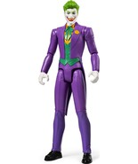 BATMAN, 12-Inch THE JOKER Action Figure Toy, Kids Toys for - $16.61