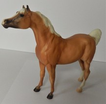 Breyer Molding Horse Butterscotch Stallion White Muzzle Stripe & Tail St... - $29.69