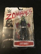 WWE Jeff Hardy Zombie Action Figure Matell Series 3 - $23.51