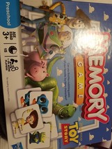 Hasbro Toy Story Edition Memory Game Ages 3 and up - $5.75
