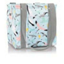 Thirty One Small Utility Tote (new) FLIGHTS OF FANCY - $35.81
