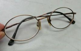 Vintage Eyeglasses frames women Guess. bronze frame - $9.89