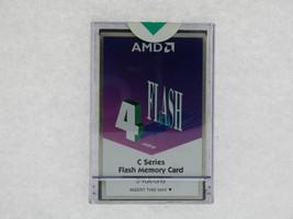 AMC004CFLKA AMD 4MB C Series Flash Memory Card