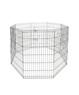 """48"""" Tall  Animal Pet Dog Puppy Cat Folding Play Pen Exercise Cages Crates Fence - $63.99"""