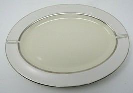 Platinum Radiance Large Platter by Pickard China Handmade in the USA AP12 - $246.99
