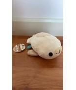 Mamegoma San-X Little Seal Plush Hamugoma Hamster-goma Long Hair Cute - $21.11