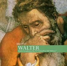Walter Conducts Haydn Symphonies Cd image 1