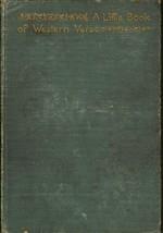 A little book of western verse, Field, Eugene - $5.95