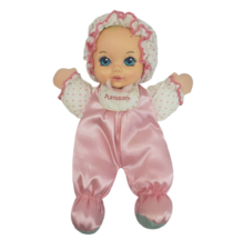 VINTAGE 1995 PLAYSKOOL MY VERY SOFT BABY PINK STUFFED ANIMAL PLUSH DOLL ... - $45.82