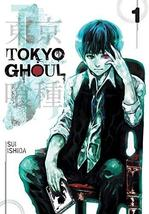 Tokyo Ghoul, Vol. 1 Used English Manga - $12.83