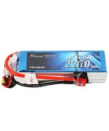 Gens ace LiPo Battery Pack 2200mAh 25C 3S 11.1V with Deans Plug for RC C... - $18.47