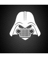 car00191| Decal  Star wars Darth Vader  Jeep - $3.25+