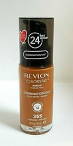 Revlon ColorStay Makeup for Combination/Oily Skin - 355 Almond SPF15 *Tw... - $16.90