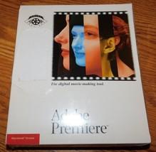 Adobe Premiere Macintosh Version Brand New Sealed - $29.69