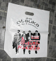 The Beatles Shopping Bag From Disc Otsuka in Japan - $18.99