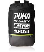 Puma 24 Ltrs Black-White Laptop Backpack (7482701) - $61.99