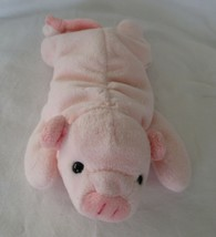 Ty Beanie Baby Squealer the Pig PVC Filled NO TAG - $5.93